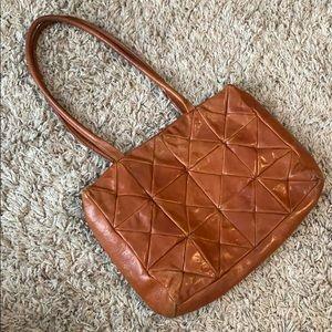 FURLA Genuine Leather Shoulder Bag